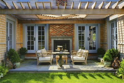 Patio Ground Cover Ideas by Pergola Designs Patio Traditional With Garden Furniture
