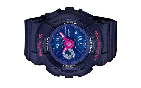 Sale Casio Baby G Original Ba 110 Series Putih Corak Emas casio baby g punching pattern series end 1 7 2018 3 15 pm