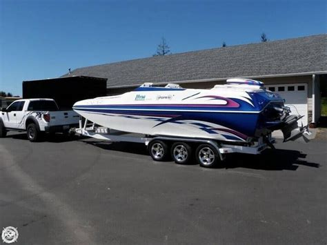 htm performance boats 2001 used htm sr 24 high performance boat for sale