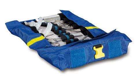 Tas Ch Neo Navy Bag Us intubation pocket s