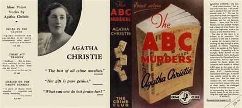 The Abc Murders 1 the passing tr speaking of agatha nicholas reviews some crime fiction