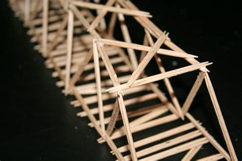 How To Make A Paper Bridge Without Glue - how to build a toothpick bridge 9 steps ehow