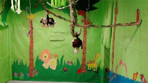 como decorar un salon de selva y lleg 211 la m 218 sica 4 186 primaria kuku ue