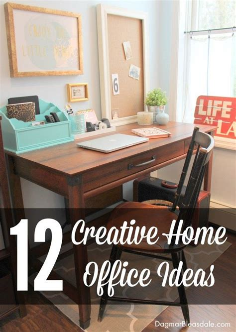 creative office space ideas my dream home 12 creative home office ideas office
