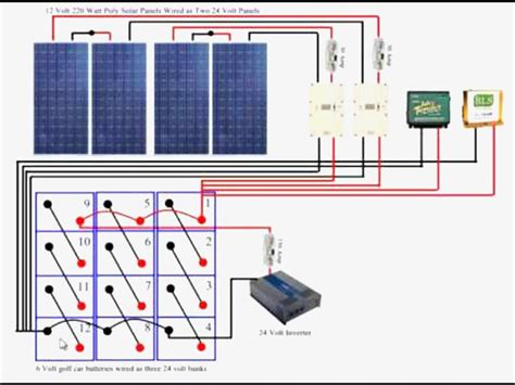 missouri wind and solar charge controller wiring diagram