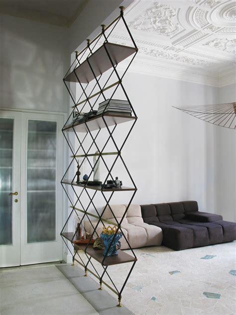 pietro russo designs  floor  ceiling shelf space