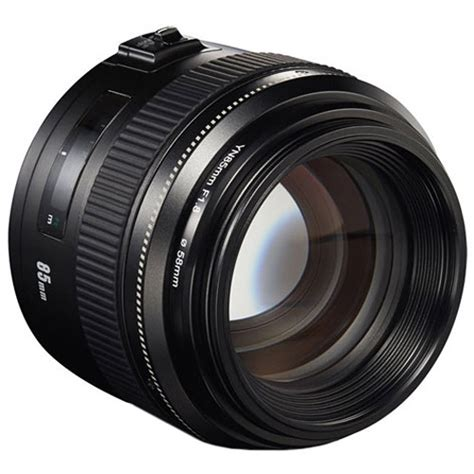 Yongnuo 85mm yongnuo yn 85mm f 1 8 lens officially announced photo rumors