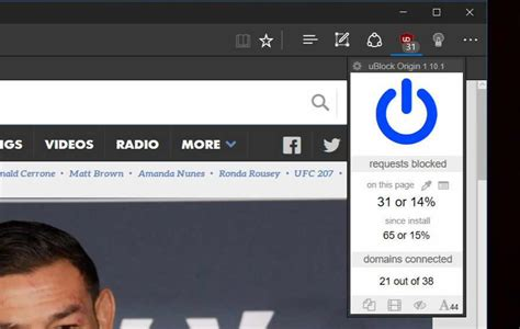 ublock for edge windows 10 ublock origin adblocker released for microsoft edge