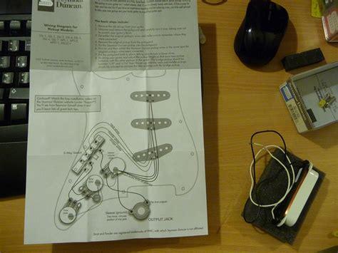 wiring diagram seymour duncan ssl 5 free wiring