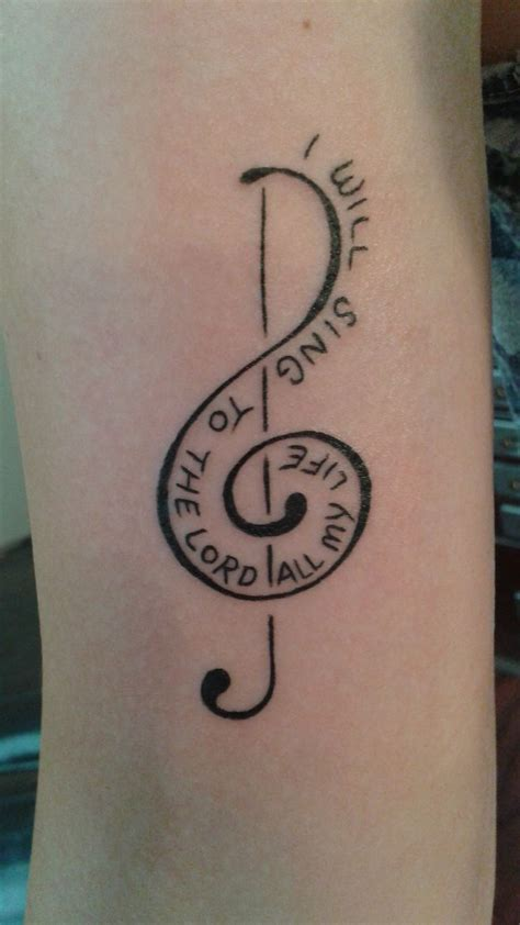 music quote tattoos 12 best images about tattoos on sheet
