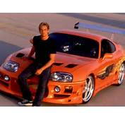 Paul Walkers Fast And Furious Car To Be Auctioned  The Express