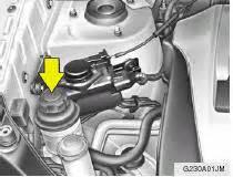 Hyundai Tucson Power Steering Fluid Level Do It