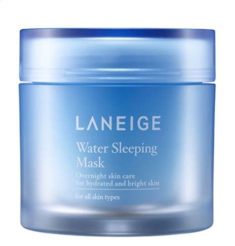 Laneige Water Sleeping Pack 80ml laneige water sleeping pack ex 80ml moisturizers skincare