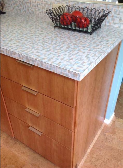 wilsonart retro betty countertop in this inviting kitchen