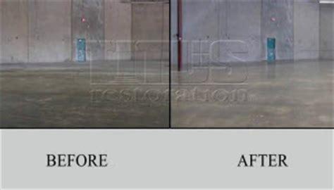 Concrete Polished Floors   Titus Restoration