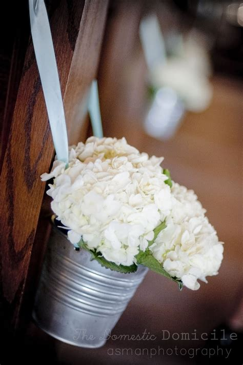 Wedding Aisle Buckets by 61 Best Garland And Swags Images On