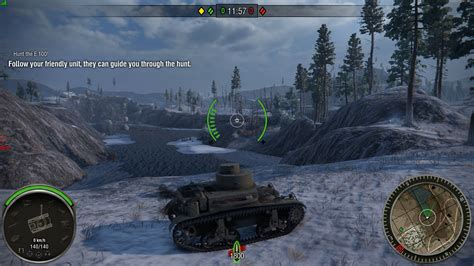 Ps4 World Of 1 world of tanks ps4 vs xbox one vs pc screenshot comparison definitely not a simple port