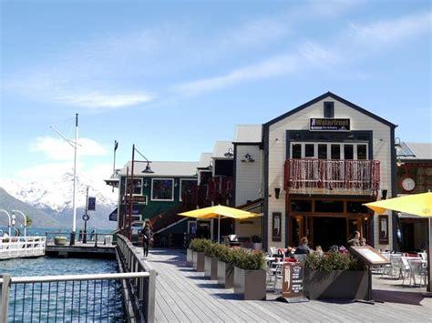 pier queenstown pier 19 restaurant below the waterfront picture of pier