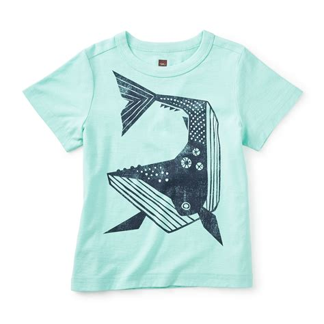 Graphic Tees Whale Then Graphic Tea Collection