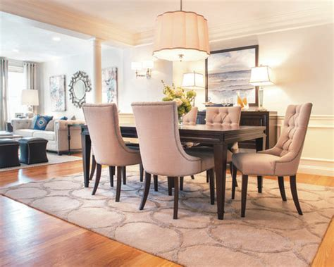 dining room area rug design ideas remodel pictures