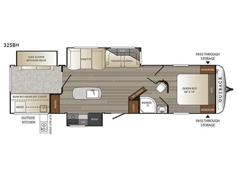 outback travel trailer rv sales 11 floorplans outback travel trailer rv sales 11 floorplans