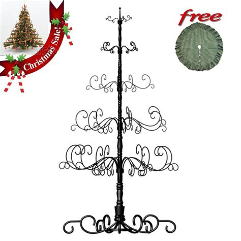 patch magic wrought iron christmas tree 7ft 149