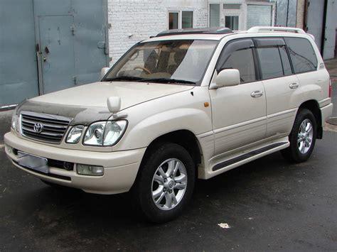 2002 Toyota Land Cruiser 2002 Toyota Land Cruiser Cygnus Photos 4 7 Gasoline