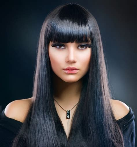 hairstyles black hair color bangs hairstyles 2015 people react hairstyles 2017