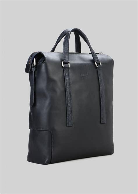 Bag Selempang Giorgio Armani 9661 leather tote bag for giorgio armani