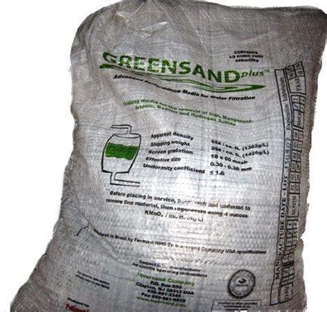 Cartridge Manganese Greensand Plus image gallery manganese greensand