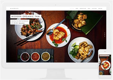 Building A Restaurant Site Squarespace Help Basil Template Squarespace