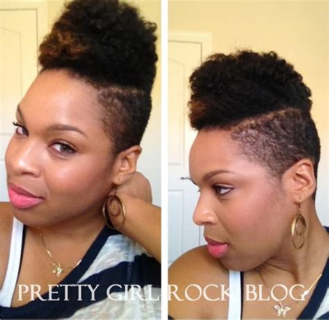 straight back hair with shaved sides pretty girl rock natural hair beauty fashion and