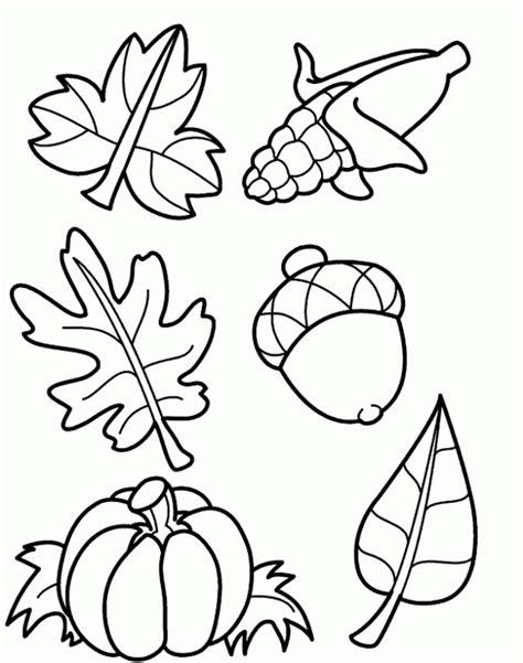 fall coloring pages for infants dibujos de oto 241 o para colorear e imprimir gratis