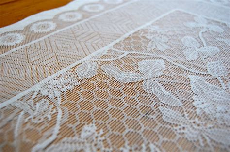 bee lace curtains honey bee white scottish lace panel 7815 from net curtains