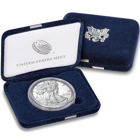 1 Oz Silver Eagle 2017 - buy 2017 w 1 oz proof silver american eagles silver
