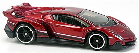 Hotwheels Lamborghini Veneno Lamborghini Veneno 73mm 2014 Wheels Newsletter