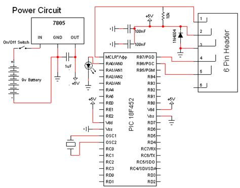 breadboard circuit components pic prototyping basics schematic pyroelectro news projects tutorials