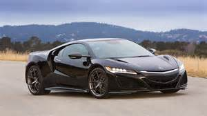 Acura Nsx 2016 Acura Nsx Picture 640474 Car Review Top Speed