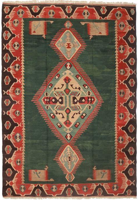 10 x 12 area rugs kilim vintage turkish wool kilim 8 215 12 area rug 10358