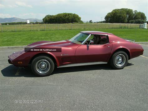 1975 wheels corvette stingray 1975 corvette stingray