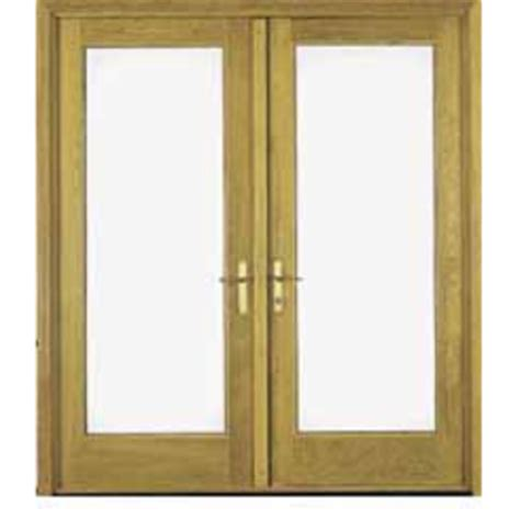Patio Doors Swing Out Architect Series 174 Out Swing Hinged Patio Doors Pella
