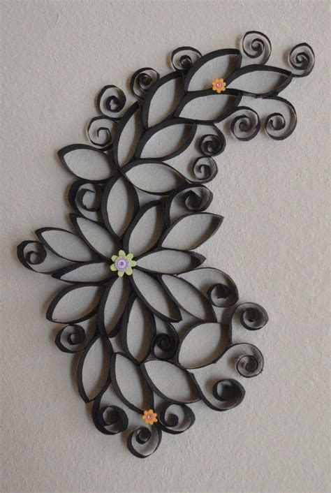 Paper Craft Wall Decorations - 25 best ideas about paper wall decor on 3d