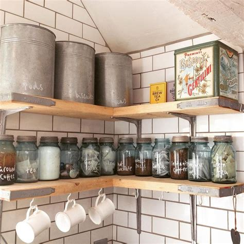 kitchen storage shelves ideas 25 best ideas about kitchen shelves on open