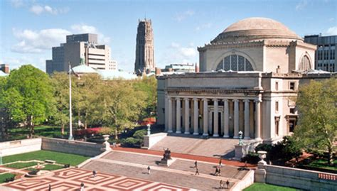 Columbia College Mba Accreditation by A Comes True Auslandssemester An Der Columbia