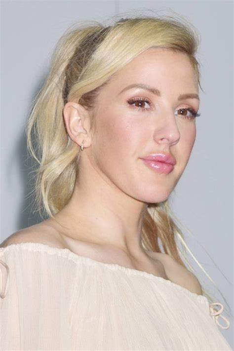 Blonde Highlights On Light Brown Hair Ellie Goulding S Hairstyles Amp Hair Colors Steal Her Style