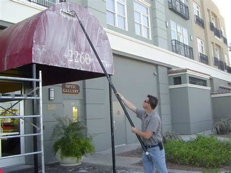 how to clean awnings awning cleaning redrockwindows las vegas window cleaning