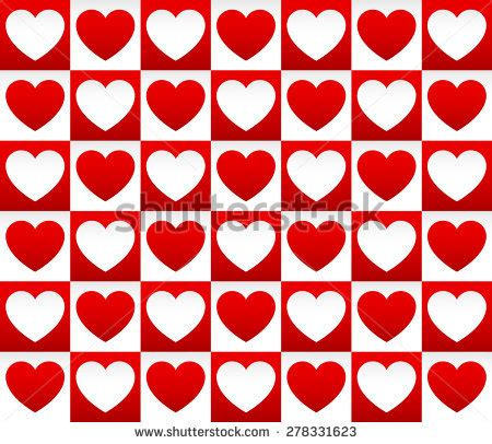heart pattern repeat heart repeat stock images royalty free images vectors