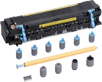 Hp Laserejet 5si And Hp 8000 Series Fuser Maint Kit Reman