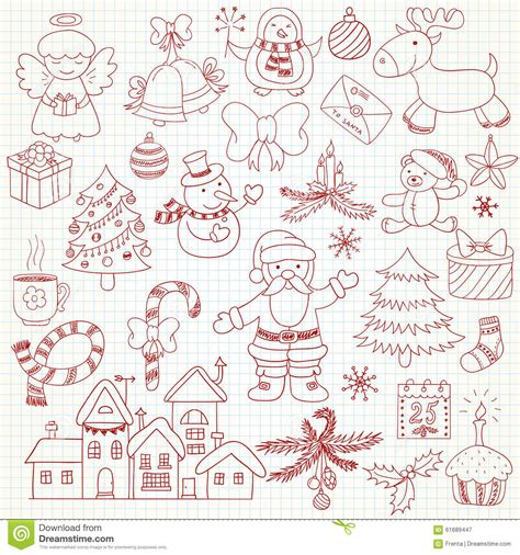 free vector doodle characters collection of vector characters stock vector