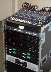 Audio Equipment Rack January 2010 Size Portable Pa Av Systems Now